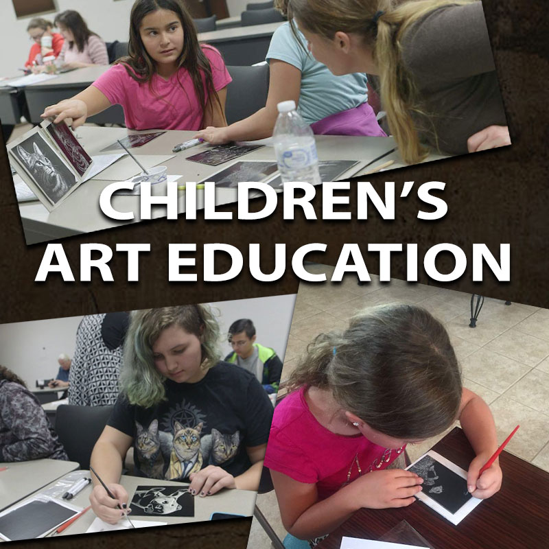 Children's Art Education